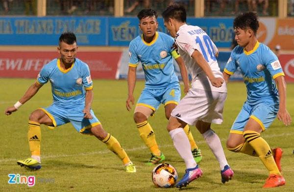 Tran CLB Da Nang vs CLB Binh Duong anh 21