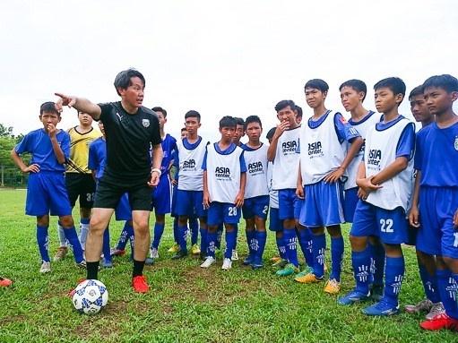 Tran CLB Da Nang vs CLB Binh Duong anh 3