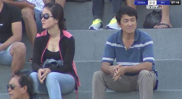 Tran CLB Da Nang vs CLB Binh Duong anh 13