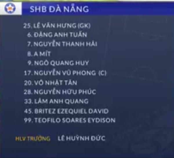 Trong tai chi mat canh cao Thanh Luong cua CLB Ha Noi hinh anh 8