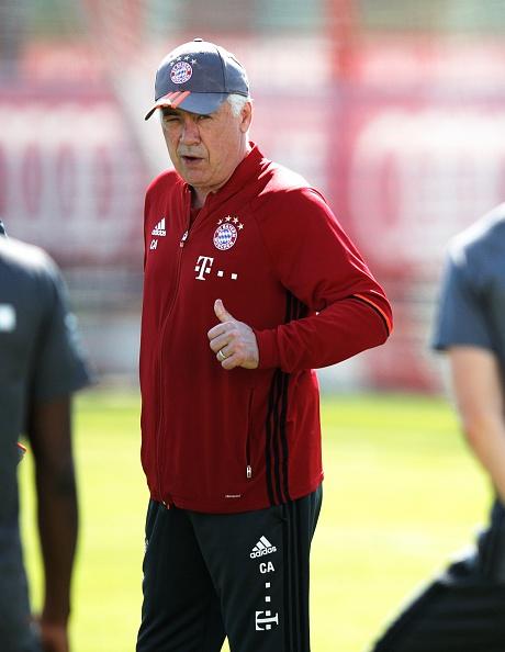 Bayern luyen choi bong ma dinh cao chuan bi gap Real hinh anh 6