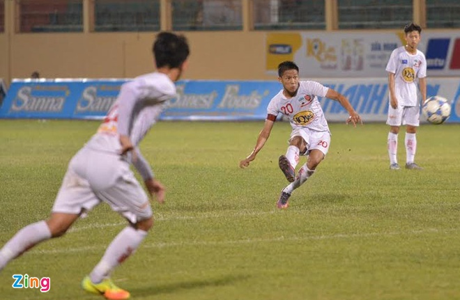 U19 Viet Nam vs U19 HAGL (3-1): Tran dau vo vun vi 2 the do hinh anh 11