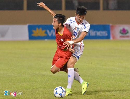 U19 Viet Nam vs U19 HAGL (3-1): Tran dau vo vun vi 2 the do hinh anh 2
