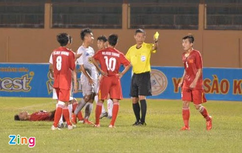U19 Viet Nam vs U19 HAGL (3-1): Tran dau vo vun vi 2 the do hinh anh 14