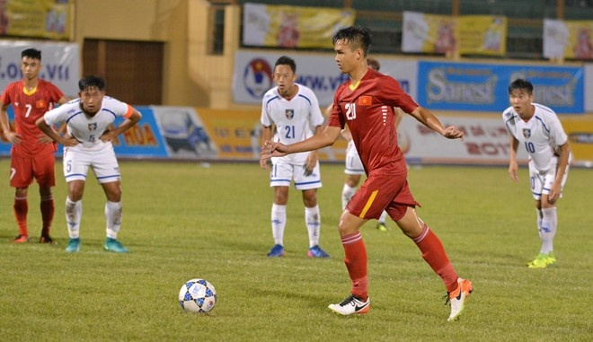U19 Viet Nam vs U19 HAGL (3-1): Tran dau vo vun vi 2 the do hinh anh 5