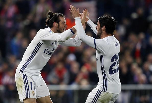 Zidane chon Isco thay the Bale o tran gap Bayern hinh anh 1