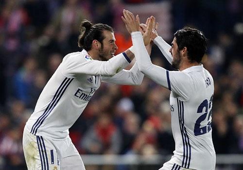 Zidane chon Isco thay the Bale o tran gap Bayern hinh anh