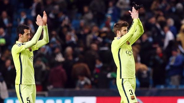 Messi gay that vong, Barca bi loai khoi Champions League hinh anh 3