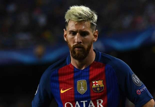 Messi gay that vong, Barca bi loai khoi Champions League hinh anh 5