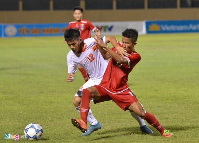 U19 Viet Nam 0-1 U19 Gwangju: Hen tai dau tranh chuc vo dich hinh anh 8