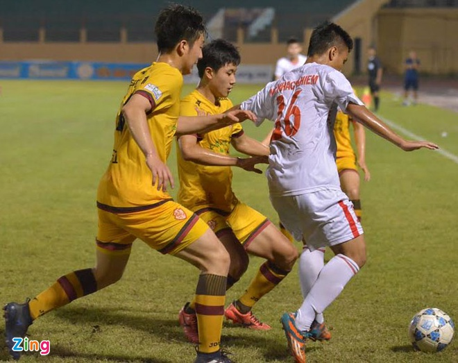 Tran U19 Viet Nam vs U19 Gwangju anh 13