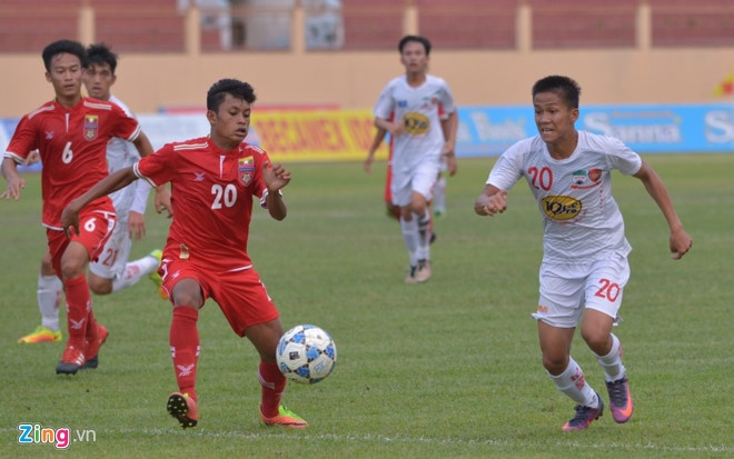 U19 Viet Nam 0-1 U19 Gwangju: Hen tai dau tranh chuc vo dich hinh anh 9