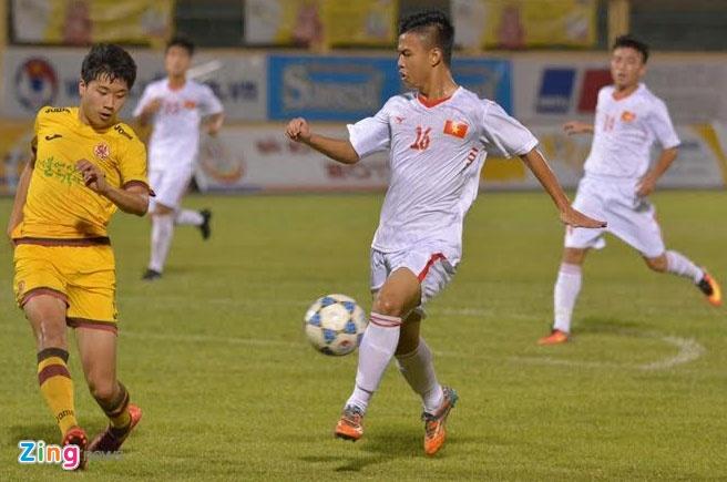 U19 Viet Nam 0-1 U19 Gwangju: Hen tai dau tranh chuc vo dich hinh anh 11
