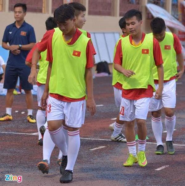 U19 Viet Nam 0-1 U19 Gwangju: Hen tai dau tranh chuc vo dich hinh anh 6