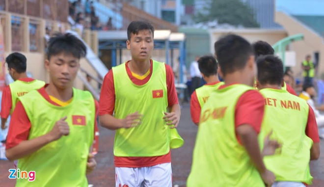 U19 Viet Nam 0-1 U19 Gwangju: Hen tai dau tranh chuc vo dich hinh anh 7
