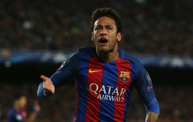 Messi gay that vong, Barca bi loai khoi Champions League hinh anh 20