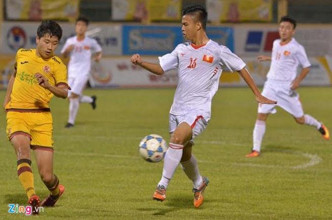 Tran U19 Viet Nam vs U19 Gwangju anh 1