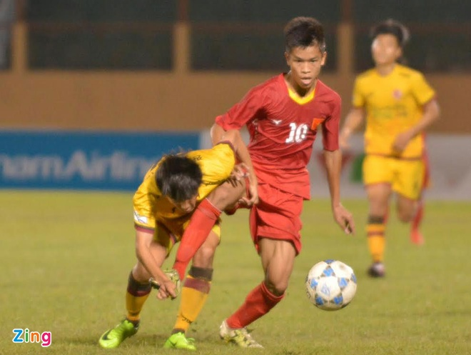Tran U19 Viet Nam vs U19 Gwangju anh 18