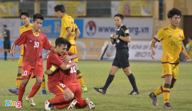 Tran U19 Viet Nam vs U19 Gwangju anh 19