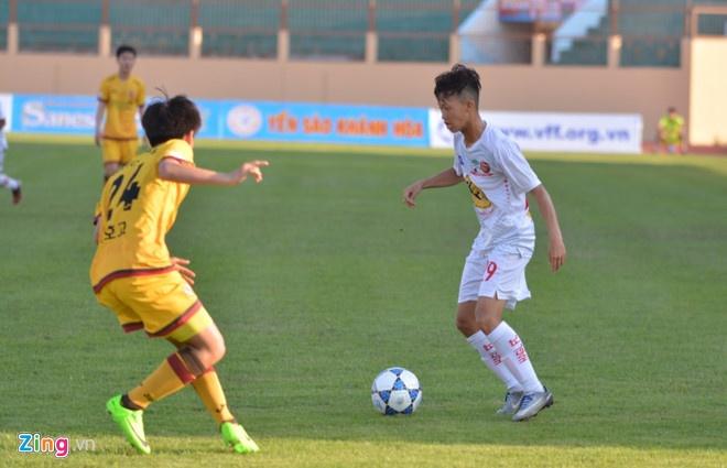Tran U19 Viet Nam vs U19 Gwangju anh 8