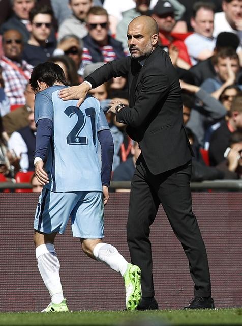 Thang Man City 2-1 sau 120 phut, Arsenal vao chung ket cup FA hinh anh 20