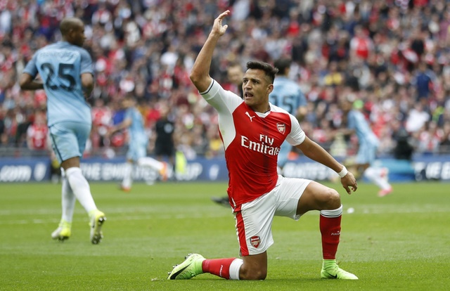 Thang Man City 2-1 sau 120 phut, Arsenal vao chung ket cup FA hinh anh 26