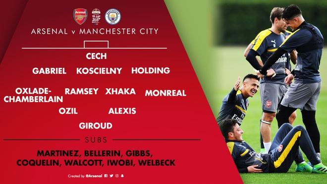Thang Man City 2-1 sau 120 phut, Arsenal vao chung ket cup FA hinh anh 5