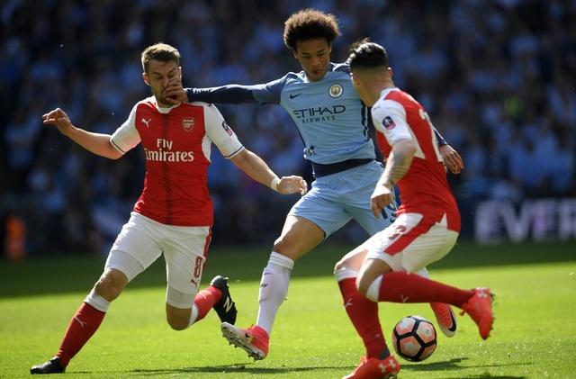 Thang Man City 2-1 sau 120 phut, Arsenal vao chung ket cup FA hinh anh 22