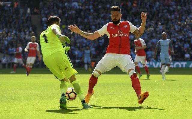 Thang Man City 2-1 sau 120 phut, Arsenal vao chung ket cup FA hinh anh 27