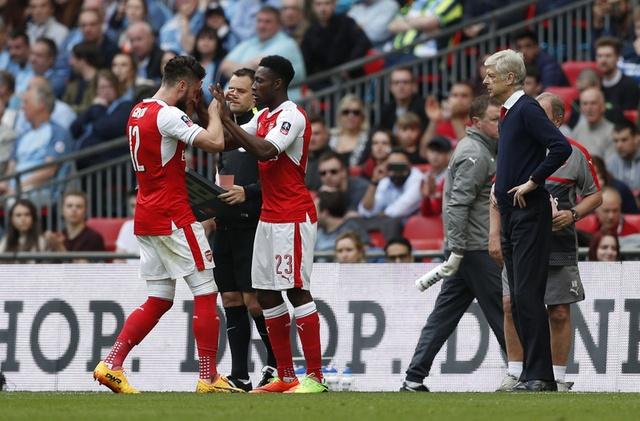 Thang Man City 2-1 sau 120 phut, Arsenal vao chung ket cup FA hinh anh 32