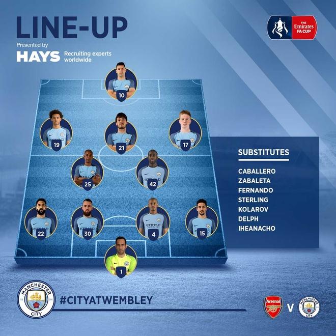 Thang Man City 2-1 sau 120 phut, Arsenal vao chung ket cup FA hinh anh 6