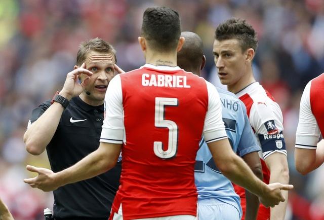 Thang Man City 2-1 sau 120 phut, Arsenal vao chung ket cup FA hinh anh 23