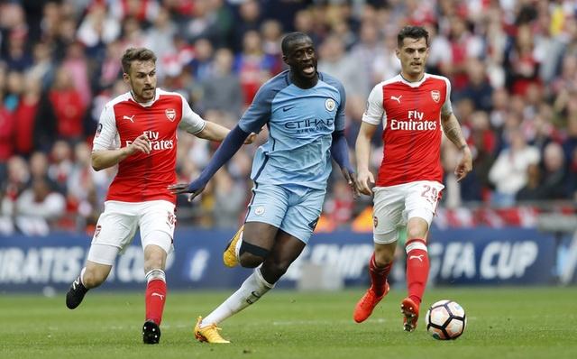 Thang Man City 2-1 sau 120 phut, Arsenal vao chung ket cup FA hinh anh 33