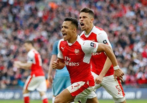Thang Man City 2-1 sau 120 phut, Arsenal vao chung ket cup FA hinh anh