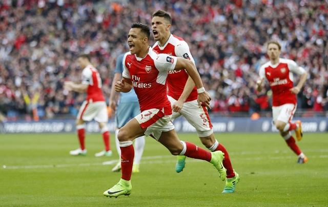 Thang Man City 2-1 sau 120 phut, Arsenal vao chung ket cup FA hinh anh 36