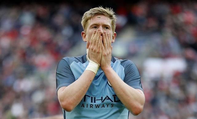 Thang Man City 2-1 sau 120 phut, Arsenal vao chung ket cup FA hinh anh 38