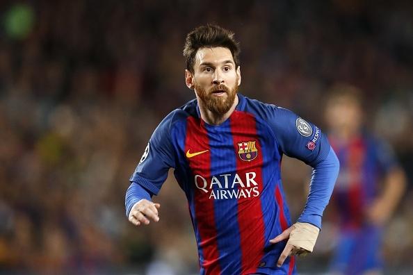 Zidane: 'Messi tao nen su khac biet cho Barca' hinh anh 1