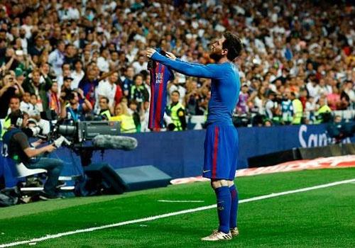 Messi tiet lo y nghia pha an mung o sieu kinh dien hinh anh