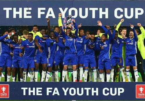 Chelsea thang Man City 5-1, doat cup FA danh cho doi tre hinh anh