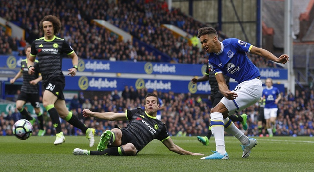 Tran Everton vs Chelsea anh 18