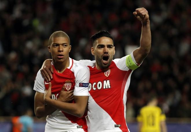 Tran AS Monaco vs Juve anh 4
