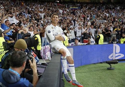 'That tuyet voi khi co Cristiano Ronaldo' hinh anh