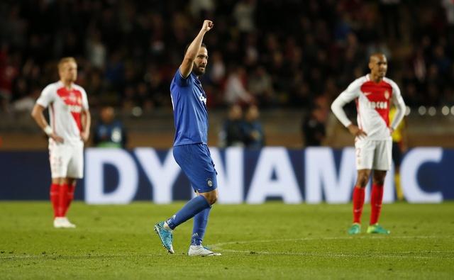 Tran AS Monaco vs Juve anh 36