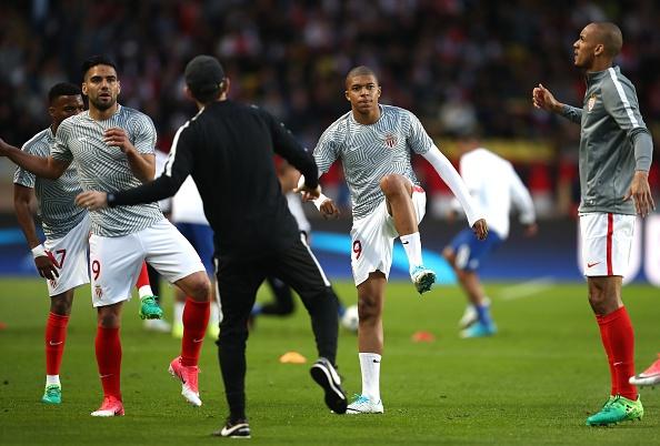 Tran AS Monaco vs Juve anh 23