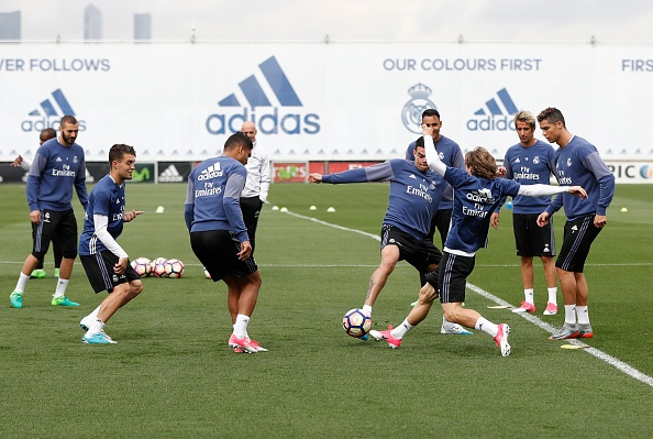 Ronaldo san sang kiem them hat-trick trong su nghiep hinh anh 6