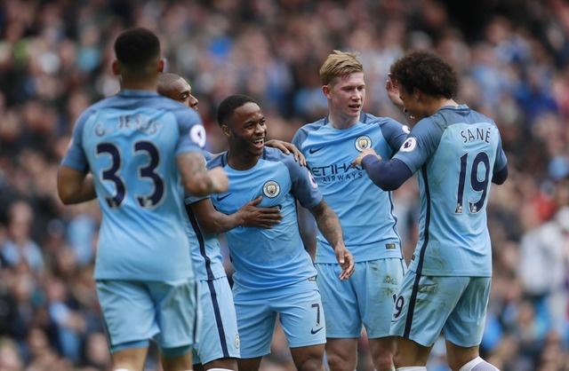 Man City vs Crystal Palace (5-0): Thay tro Guardiola vao top 3 hinh anh 22