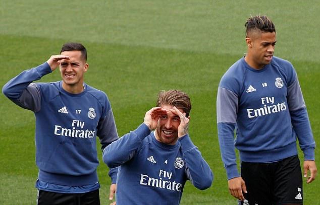 Ronaldo san sang kiem them hat-trick trong su nghiep hinh anh 2