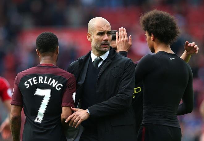 Man City vs Crystal Palace (5-0): Thay tro Guardiola vao top 3 hinh anh 8