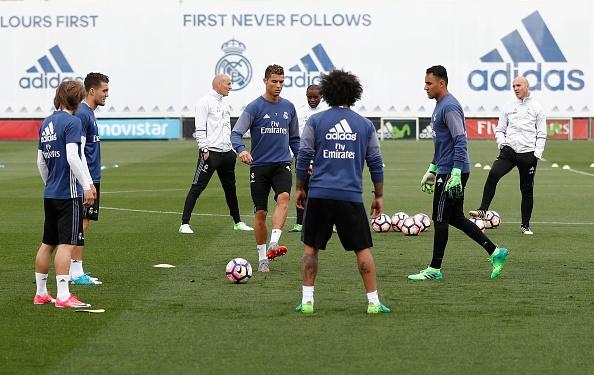 Ronaldo san sang kiem them hat-trick trong su nghiep hinh anh 5