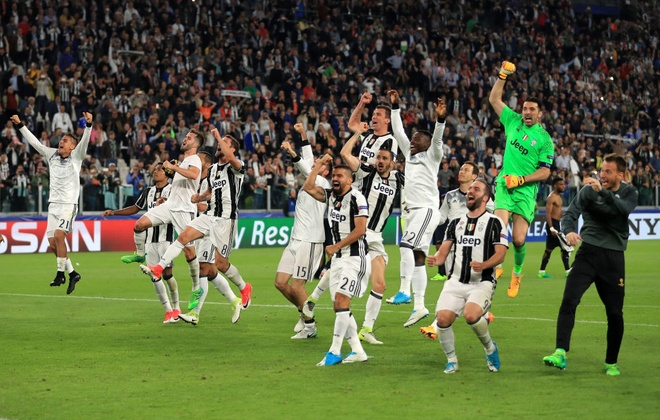 Juve vao chung ket Champions League voi ty so chung cuoc 4-1 hinh anh 1